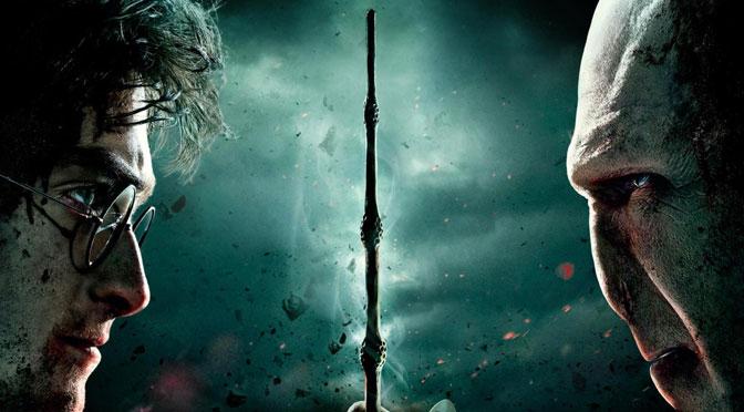 Haris prieš Voldemortą