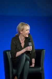 J. K. Rowling pasauliniame fanų renginyje