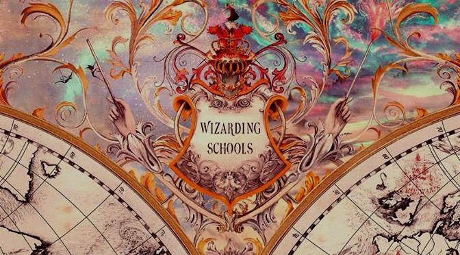 Magijos mokyklos