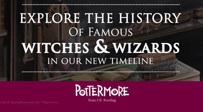 Pottermore laiko juosta