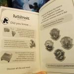 Informacija iš Pottermore