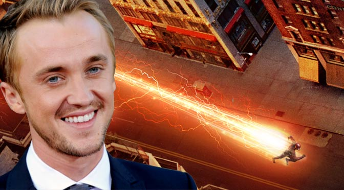 The Flash - Tom Felton